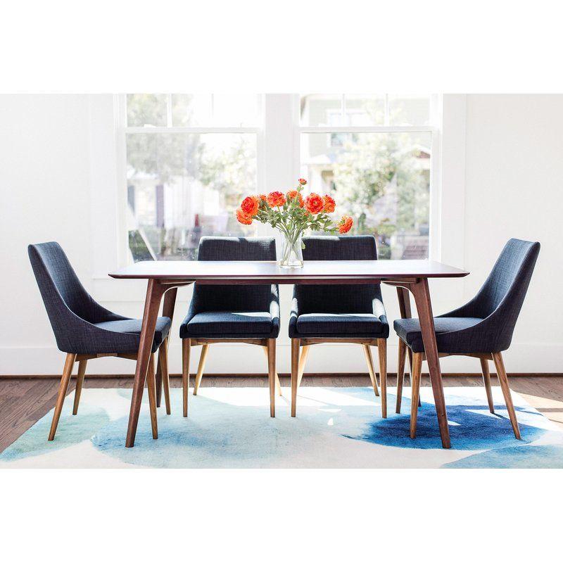 Corrigan Studio Marc Dining Table   Wayfair   Midcentury ...