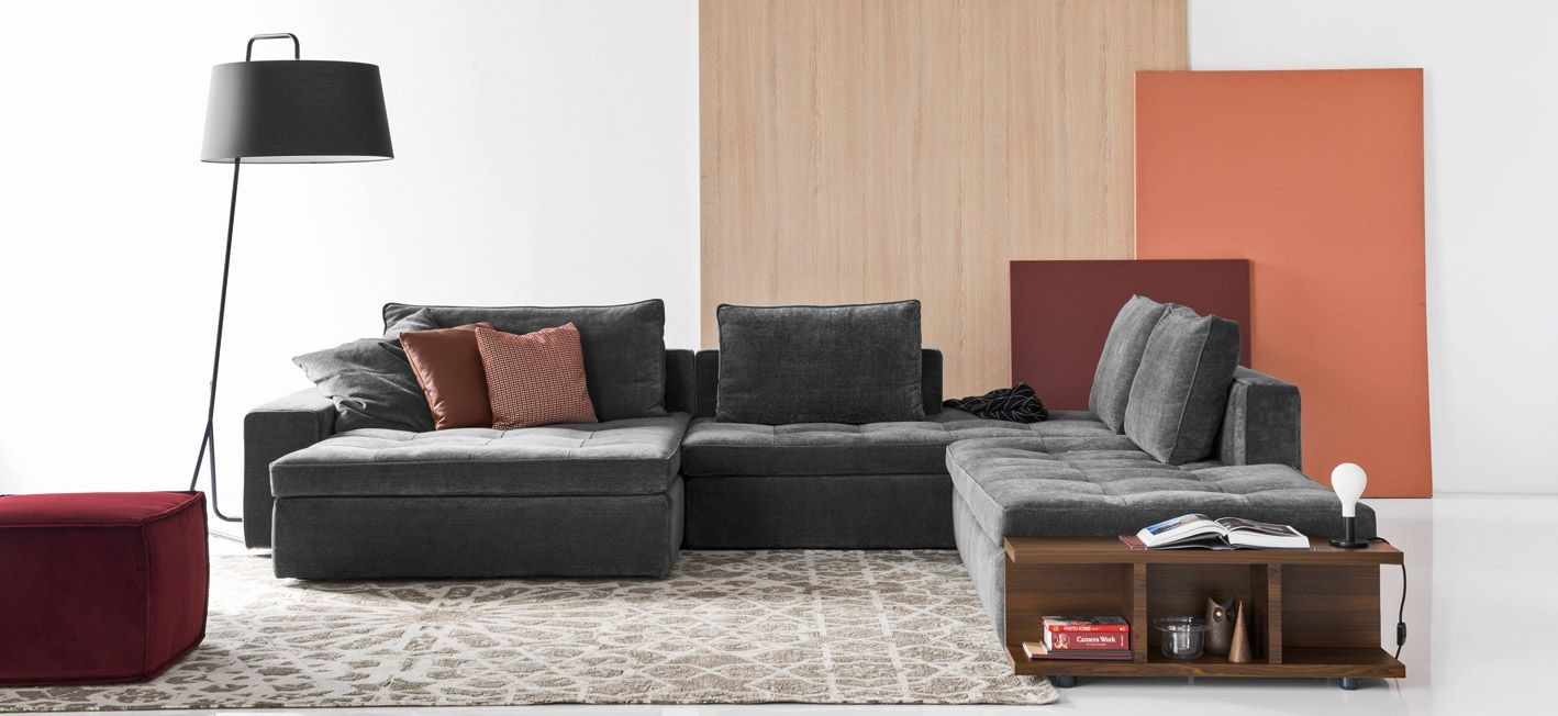 Lounge sectional by calligaris available at global inventory liquidators