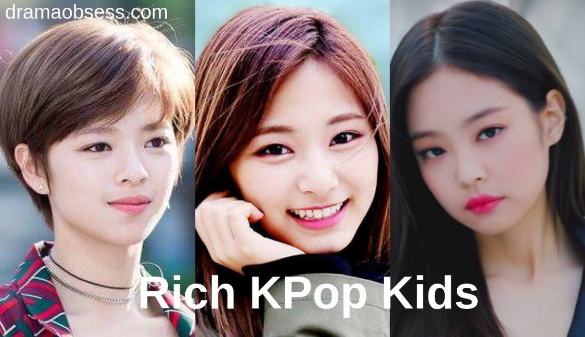 3 Rich Kids Kpop Stars Blackpink And Twice Rich Kids Blackpink Kpop