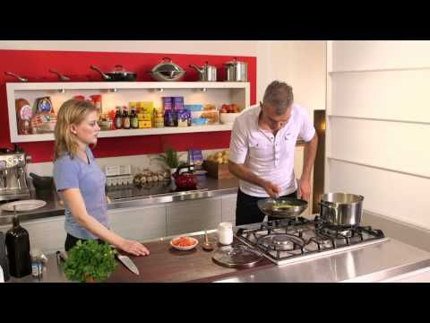 Photo of Fettuccine with Salmon and Lemon Sauce   Everyday Gourmet S2 E13
