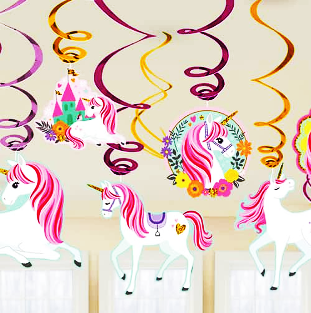 Unicorn Party Supplies And Decorations Unicorn Party Supplies Party Supplies Uk Kids Party Supplies