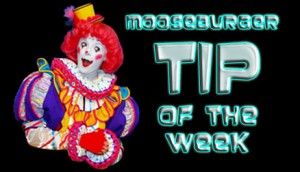 clown tip of the week