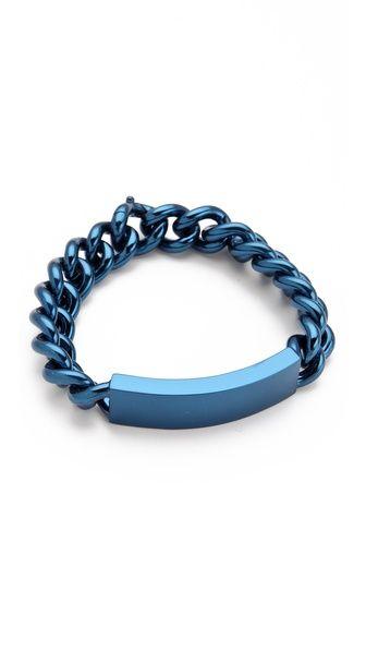 Maison Martin Margiela Id Bracelet
