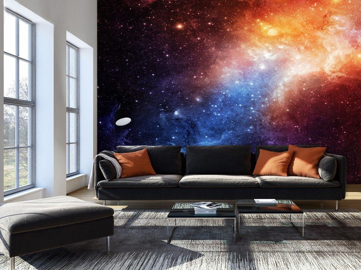 Fototapety příroda Vzdálený vesmír Wall wallpaper