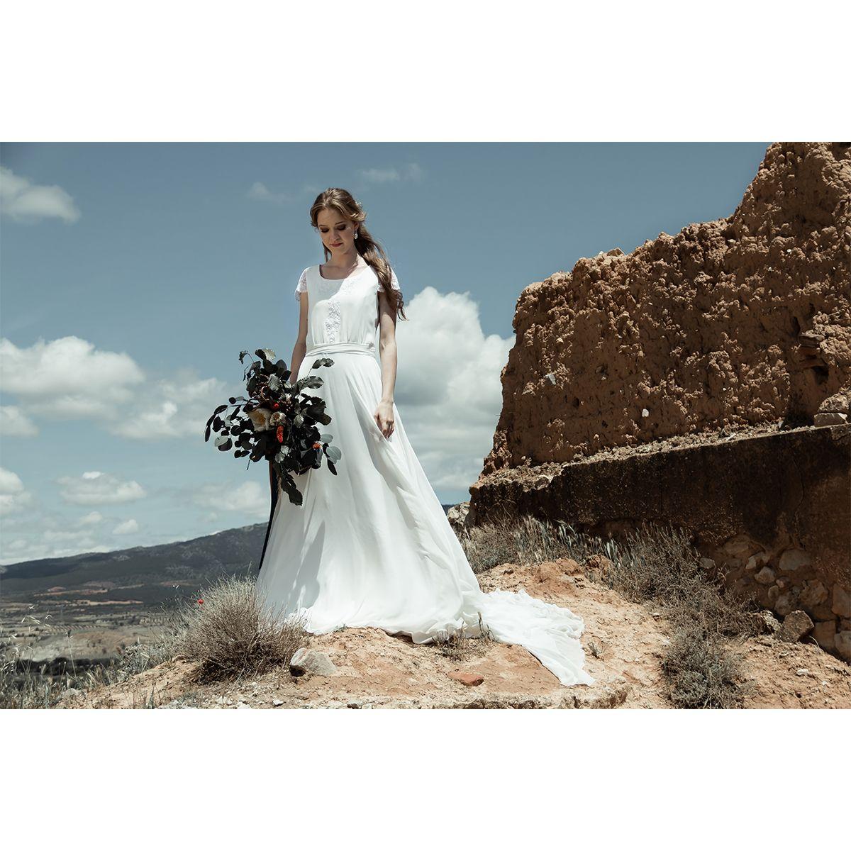 MarthaPetersNovia vestidodenovia bodasaragon noviaszaragoza ...