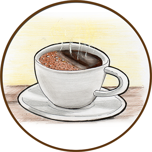 Civet cafe cup of coffee Civet cat coffee, Cafe cup, Coffee