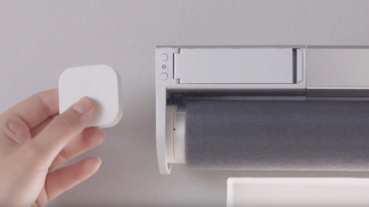 Ikea Tradfri Smart Blinds Finally Rolling Out Support For Apple Homekit 9to5mac In 2020 Smart Blinds Kit Homes Blinds For Windows