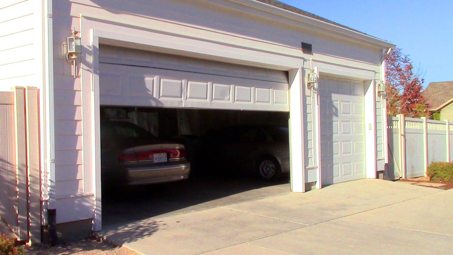 Garage Door Repair Won T Stay Closed Or Go Down With Images