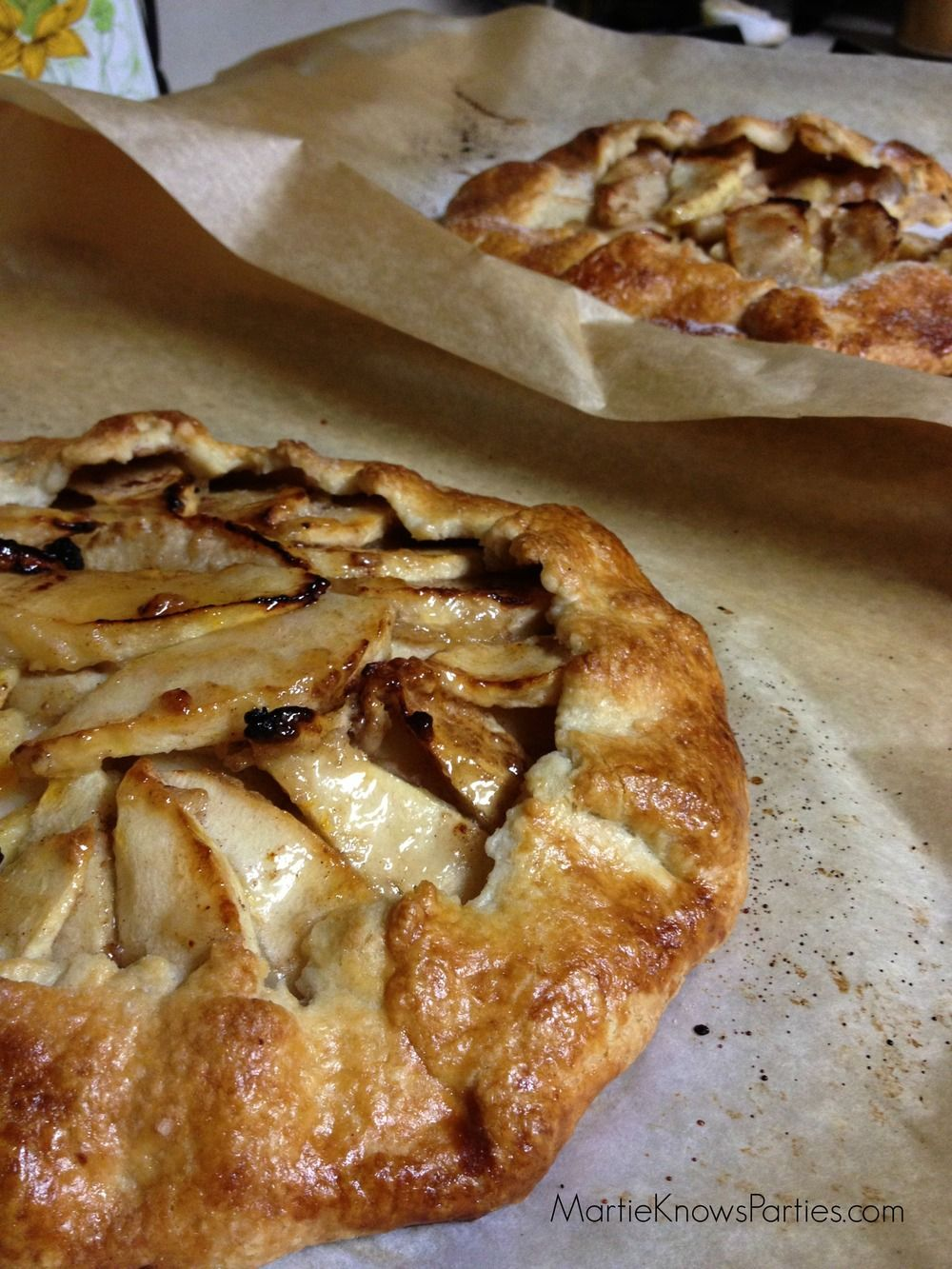 RECIPE: RUSTIC APPLE PIE WITH EASY TO MAKE PIE CRU