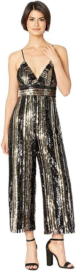 2ace50bca5c9 Goldie Jumpsuit - Shine brighter than the rest in this Bardot™ Goldie  Jumpsuit. Perfect for a New Year s Eve party outfit!