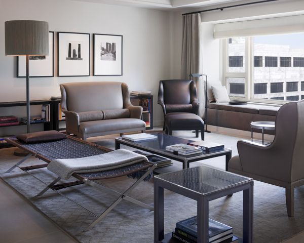 Park Hyatts Bottega Veneta Suite