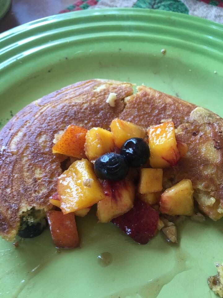 Best Pancakes Ever Oatmeal Wheat Coconut Oil