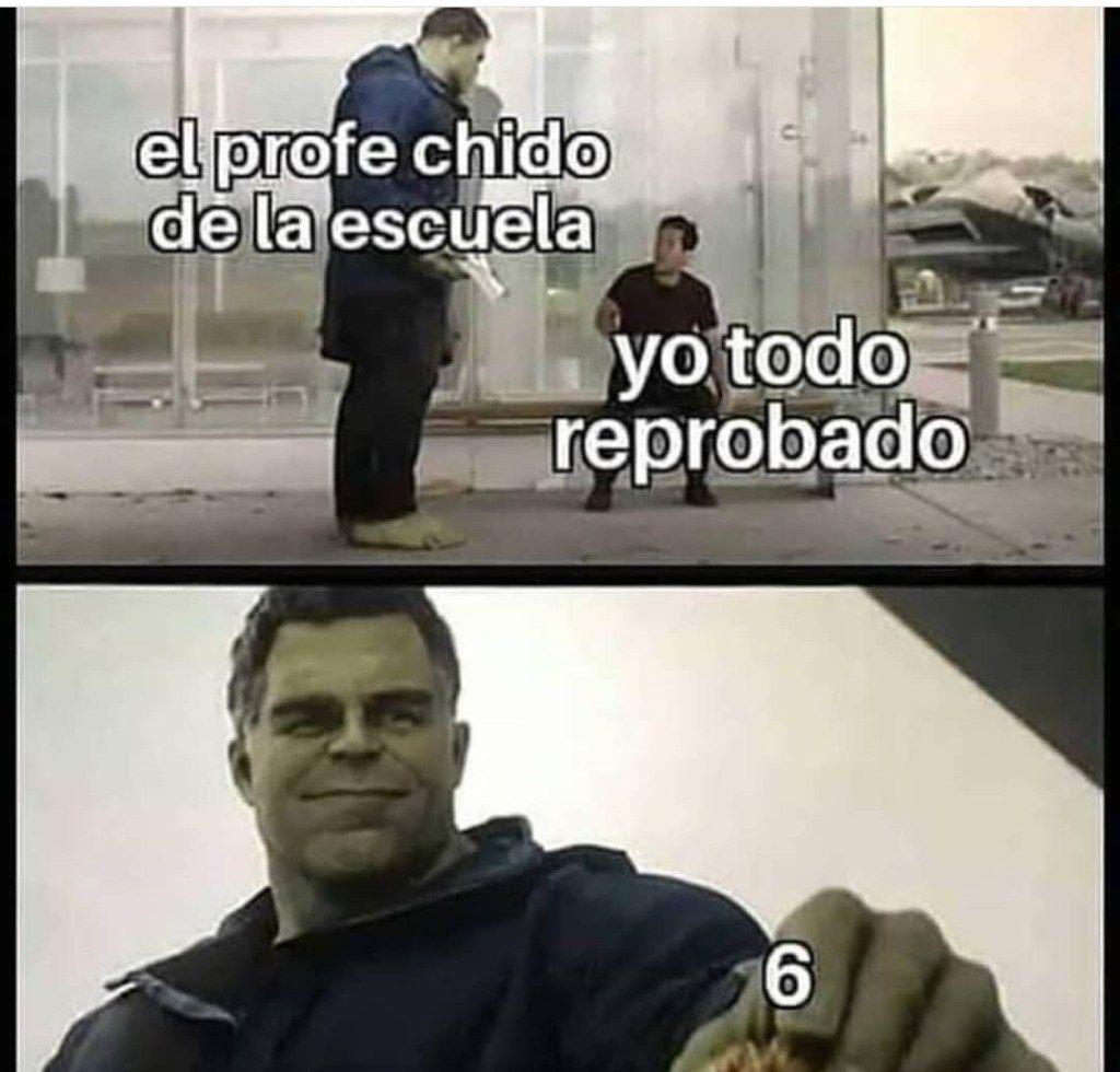 Memes Random De La Semana El Profe Chido De La Escuela Memes Memesespanol Memesgraciosos Memesenes Very Funny Memes Really Funny Memes Funny Marvel Memes