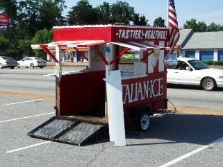 Homemade Food Concession Trailers - Homemade Ftempo