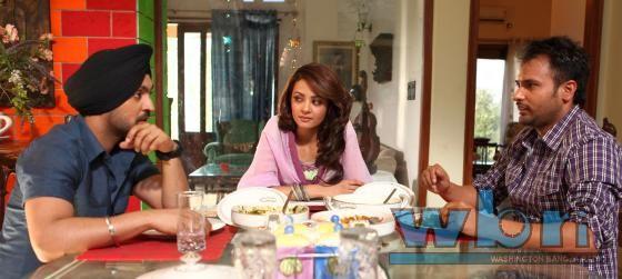"Interview: Punjabi Movie Actress Surveen Chawla From ""Kahin to Hoga"" to ""Saadi Love Story"""