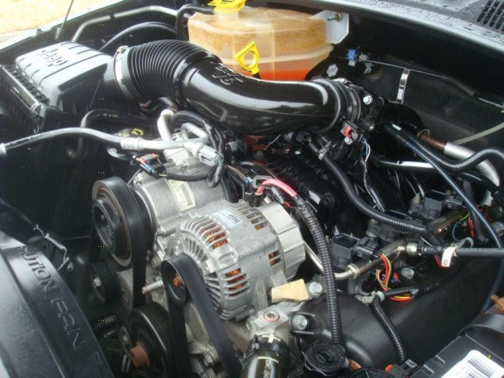 Engine 2007 jeep liberty