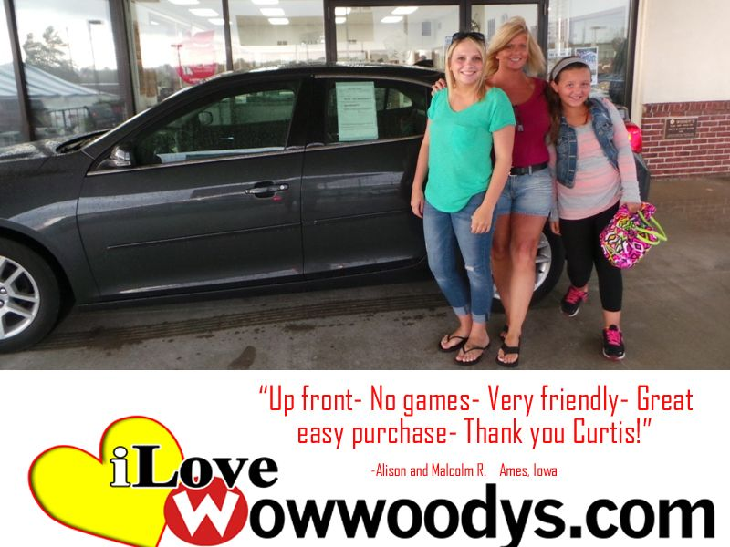Woody's Automotive Group Ratings and Reviews Customer