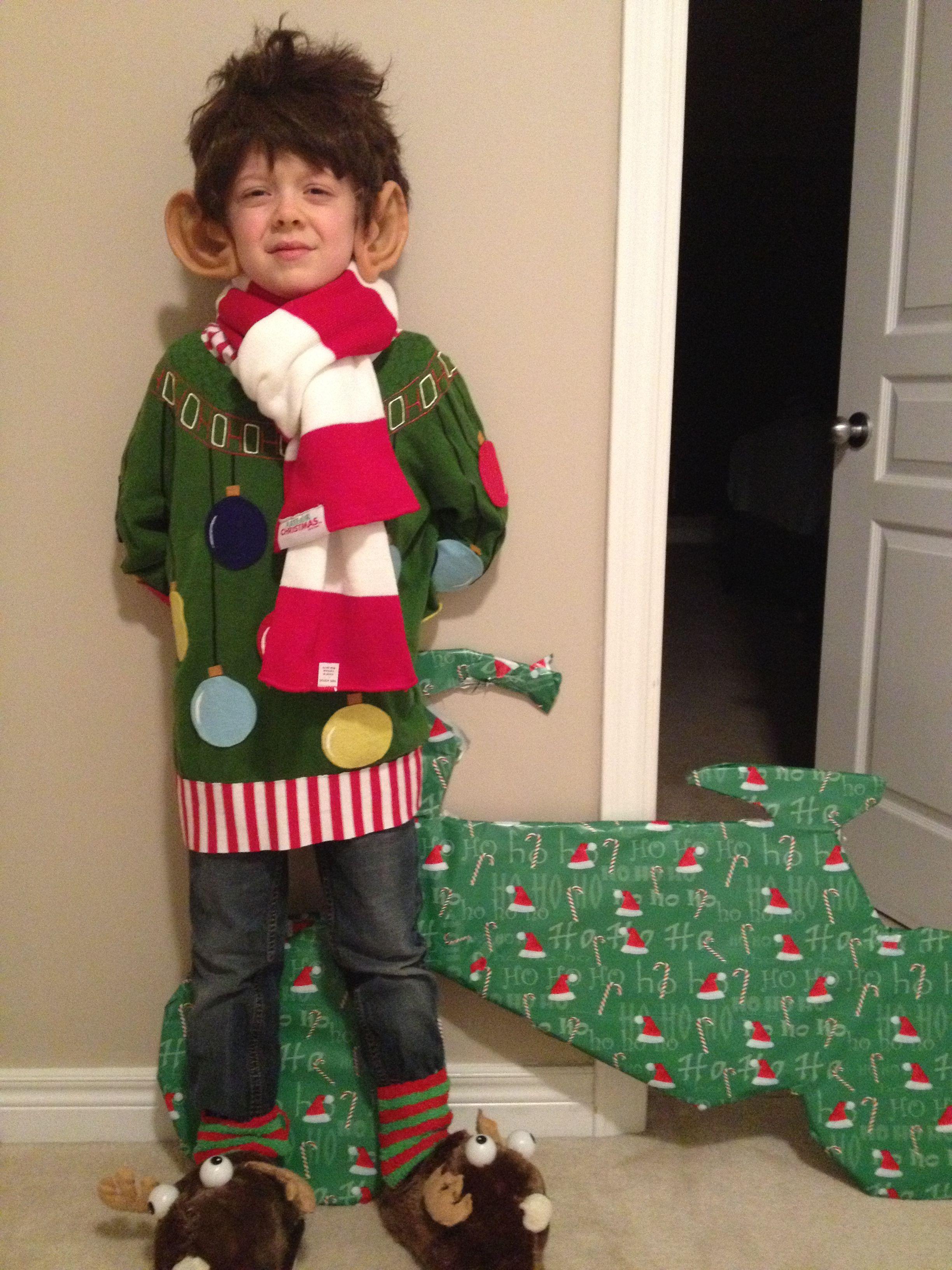 Arthur Christmas Halloween Costume Clevercarter