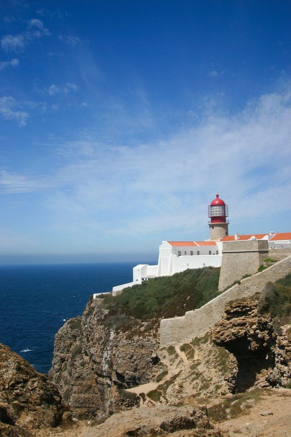 """500px / Photo """"Sagres lighthouse"""" by Portuguese Wanderer"""