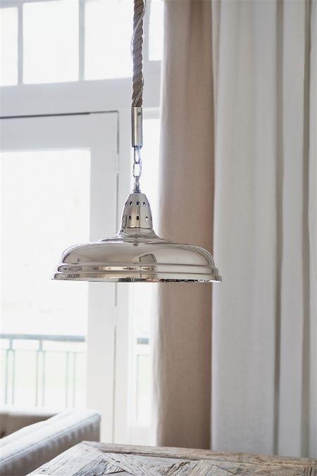 Breton hanging lamp