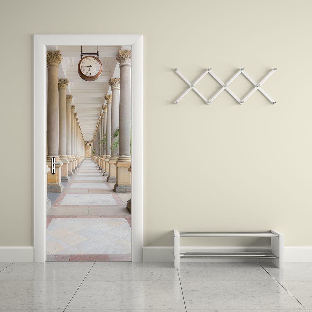 High Quality Creative 3d Diy Door Engraved Calorie