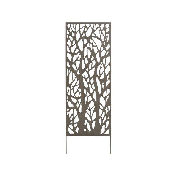 Panneau Decoratif Nortene En Metal Avec Motifs Ajoures Panneau Treillis Panneaux Decoratifs Panneaux En Metal