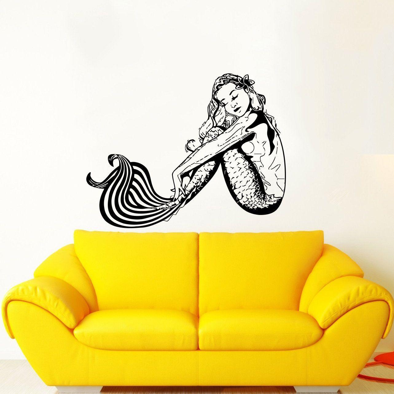 li>Artist: Stickalz</li><li>Title: Dreaming Mermaid Black Vinyl ...