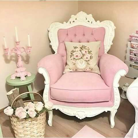 Shabby⚜ | Re-Think PINK | Pinterest | Shabby, Bedrooms and Shabby ...