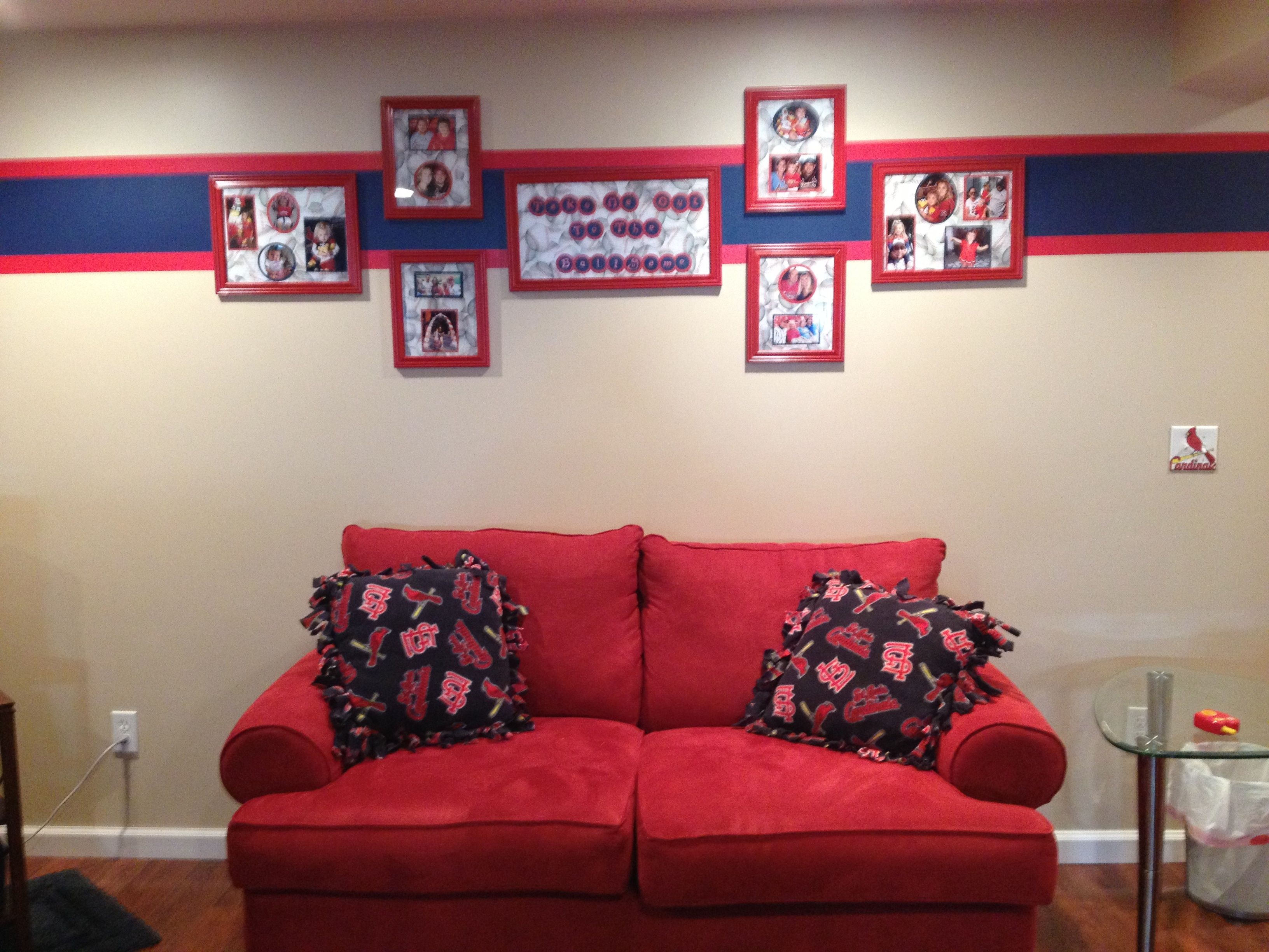 Living Room Borders Wall Border Made With Red Duct Tape Projects Pinterest Duct