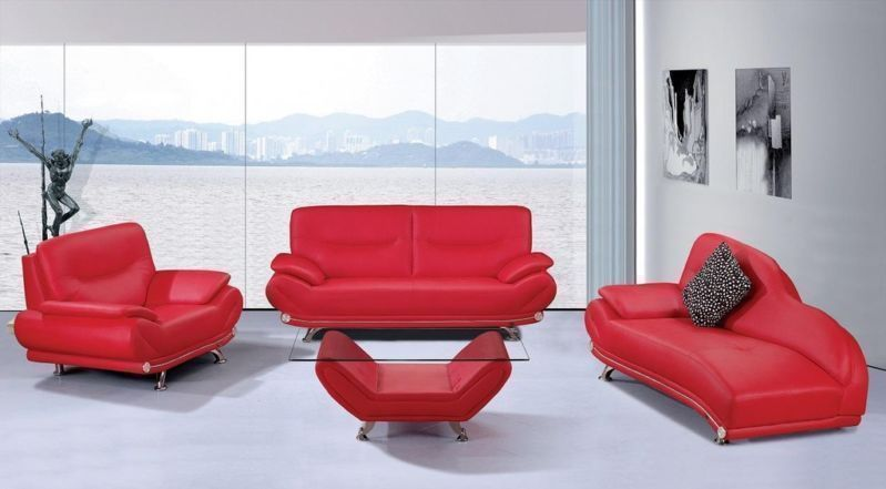 Kijiji Sofa Set Dracula Bonded Leather Furniture