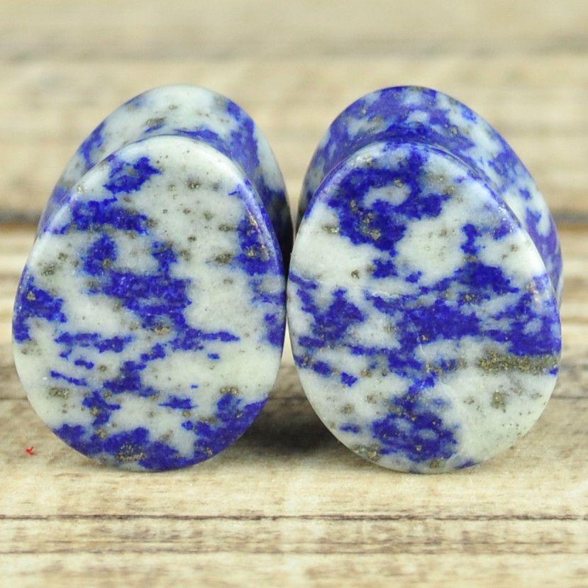 Lapis Lazuli Teardrops # LL-014-5-D