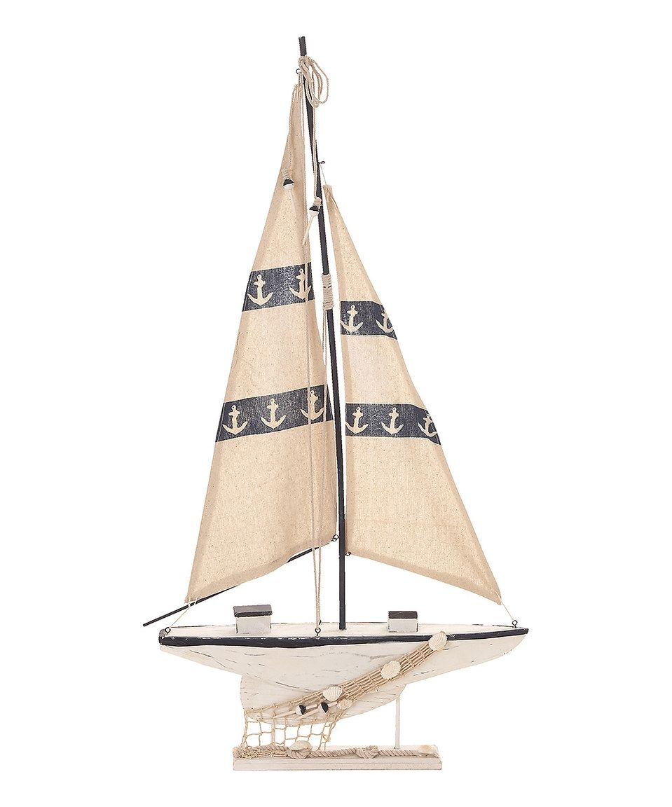This all wood decor features  mighty sailboat shifting in the wind and waves lovely adds fresh nautical theme to home also find it at foundary vintage wall recettes rh pinterest