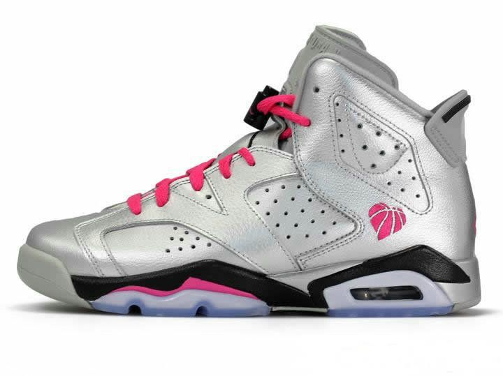 Authentic Cheap Air Jordan 6 Cool Jordans 6 WoSilver Pink Red Black |  Popular Jordan Sneakers | Pinterest | Air jordan, Red black and Jordan 23