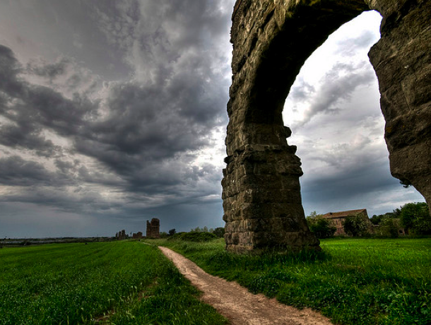 Tour Italy, especially the countryside
