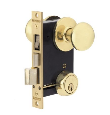 Marks 22ac Mortise Lock For Security Door And Storm Door Door Lock Security Front Door Locks Storm Door Locks