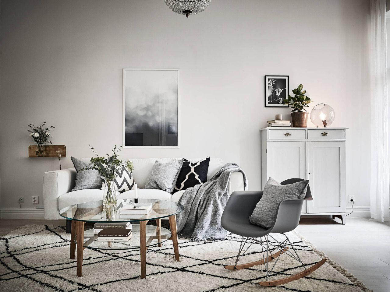 wohnzimmer deko skandinavisch : Scandinavian Living Room Living Room Pinterest Wohnzimmer