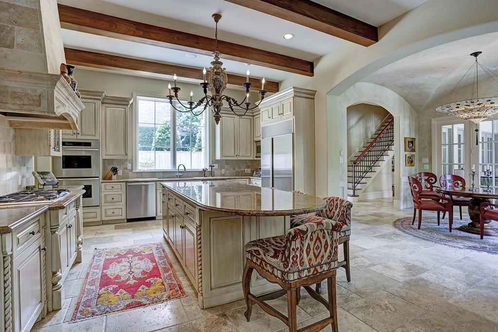 5636 Longmont Dr Houston, TX 77056: Photo Kitchen: Faux ...