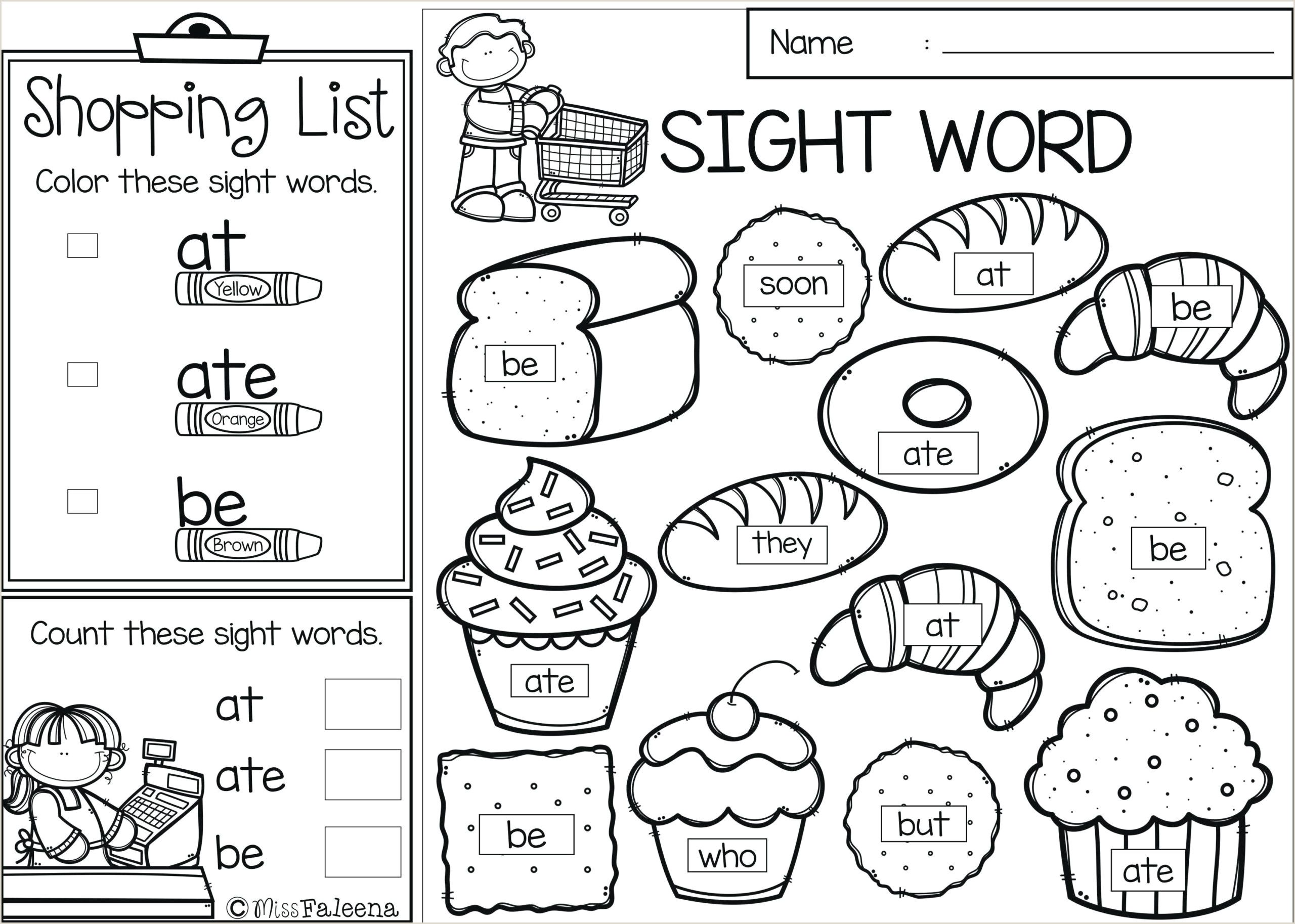 Color By Number Worksheets Kindergarten Free Type Of