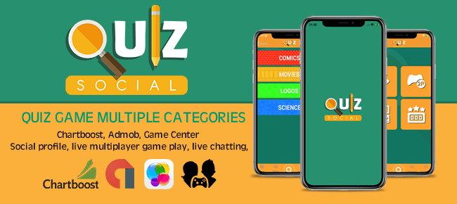 Quiz Social Real Time Multiplayer Quiz Play With Friends