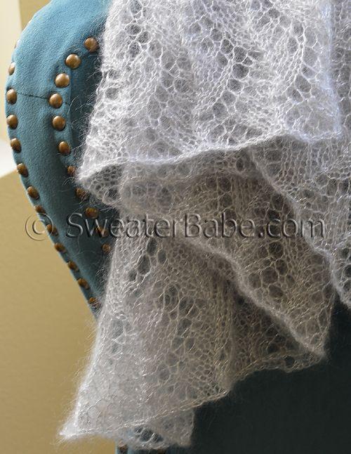 215 Glitz and Glam PDF Knitting Pattern   Cowls   Pinterest ...