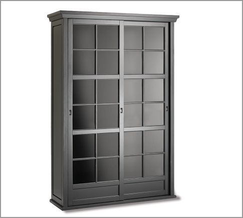 Etonnant Garrett Glass Cabinet