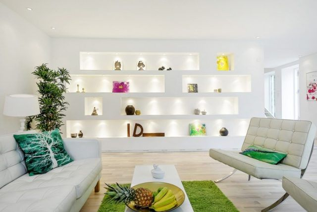 Aménagement salon contemporain – 32 photos et idées cool