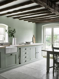 7 ways to create a country kitchen that's fit for 2019 #countrykitchens
