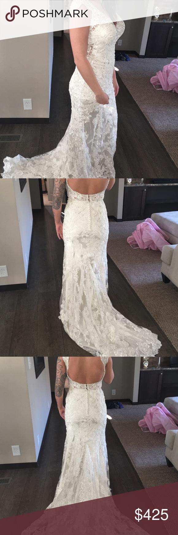 Allure bridal wedding dress in my style pinterest dresses