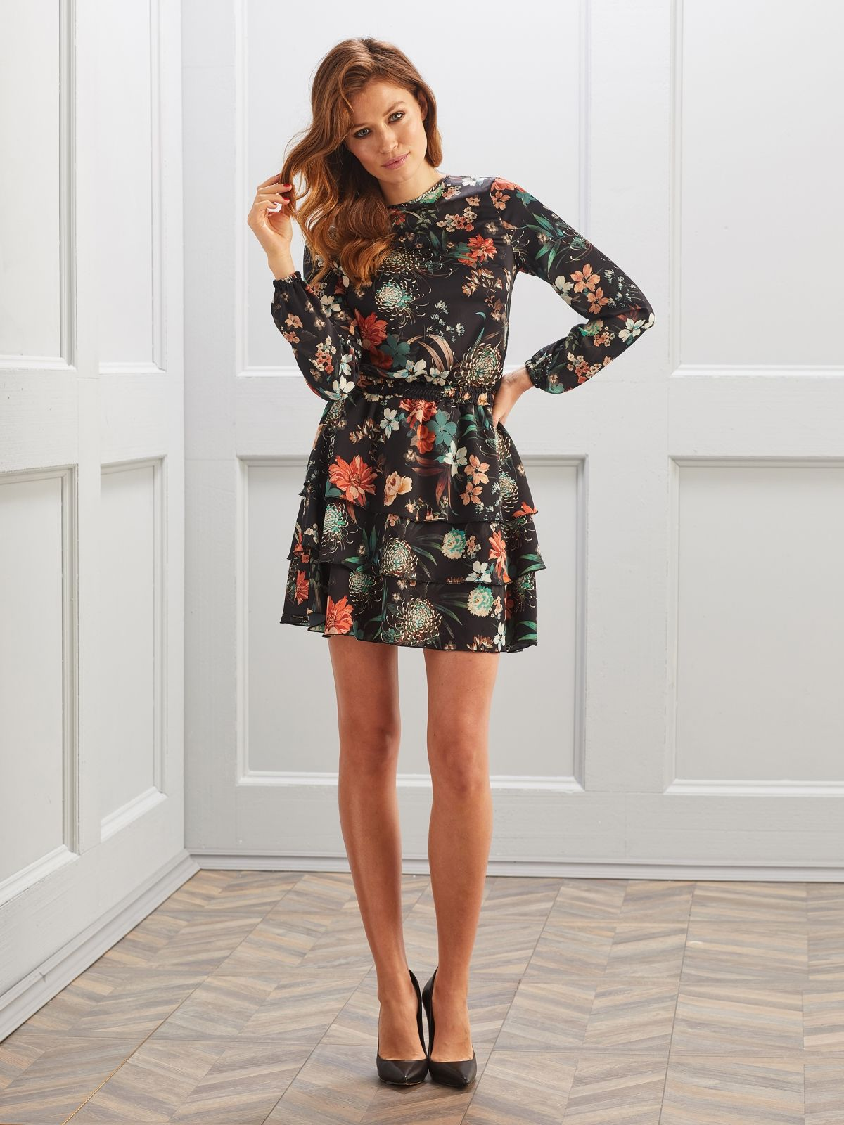 Sukienka Solange / Sukienki - Sukienki na każdą okazję - SUGARFREE.PL