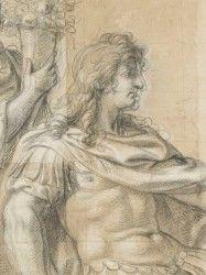 Le Rétablissement de la navigation (Le Brun Charles) - Muzeo.com