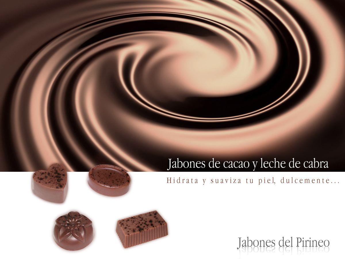 propiedades del jabon de chocolate en la piel