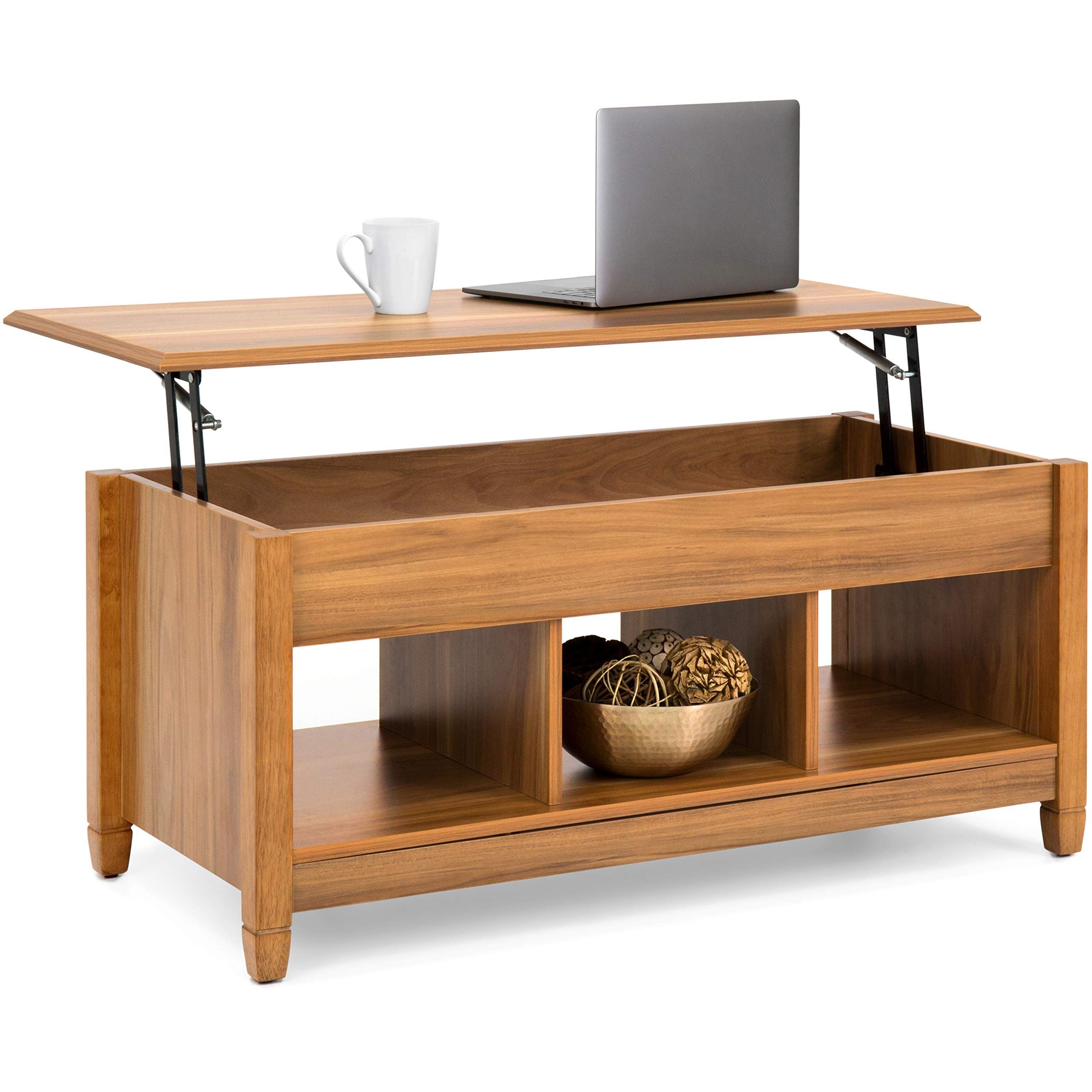 Best Choice Products Modern Home Coffee Table Furniture W Hidden Storage And Lift Tabletop Br Coffee Table Furniture Home Coffee Tables Dining Room Table Set [ jpg ]