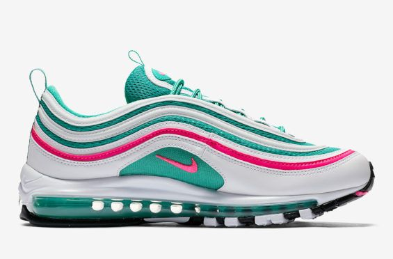 Release Date: Nike Air Max 97 South Beach No, it's not officially