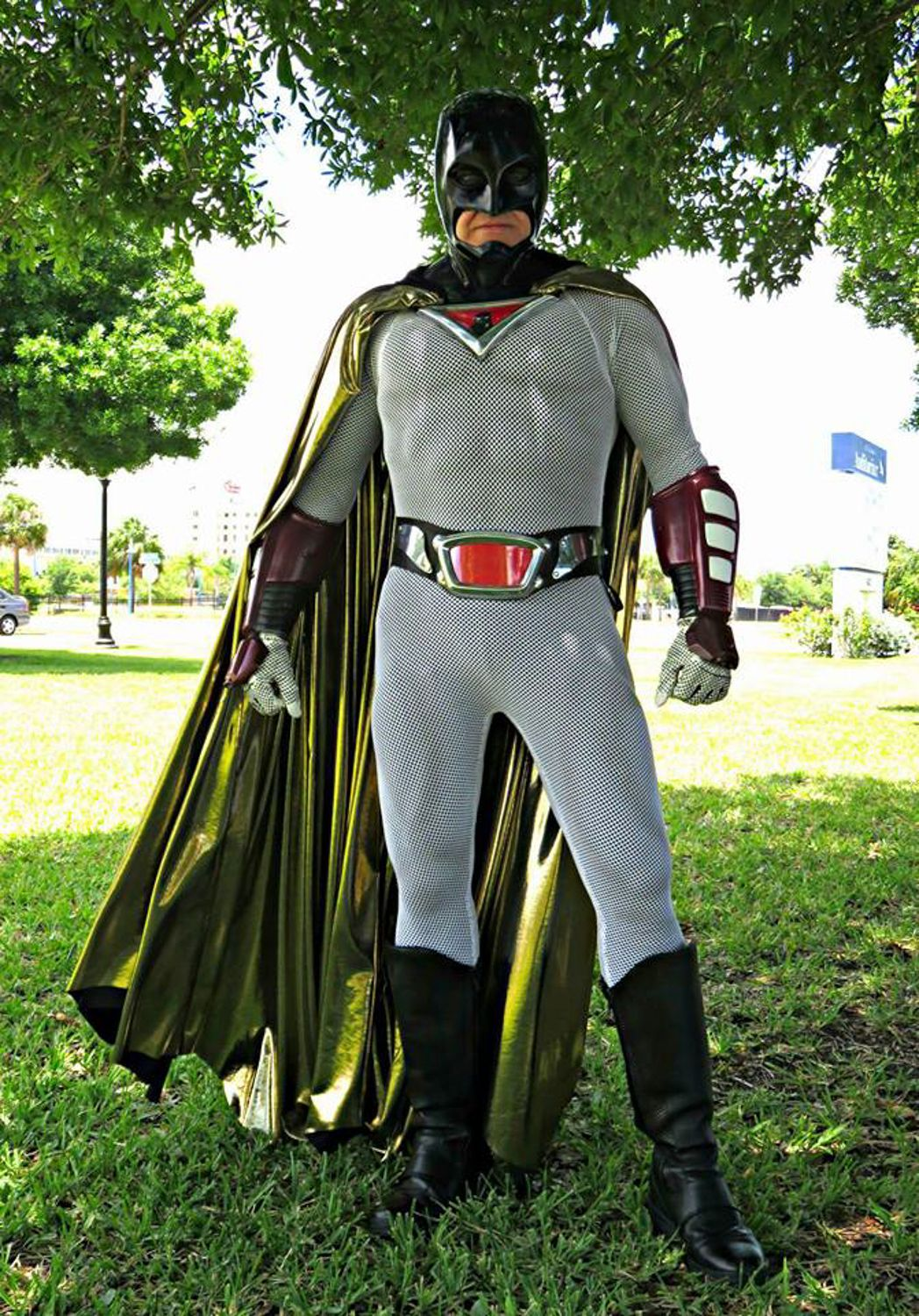 space ghost google search - Space Ghost Halloween Costume
